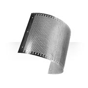 Hammer mill screens